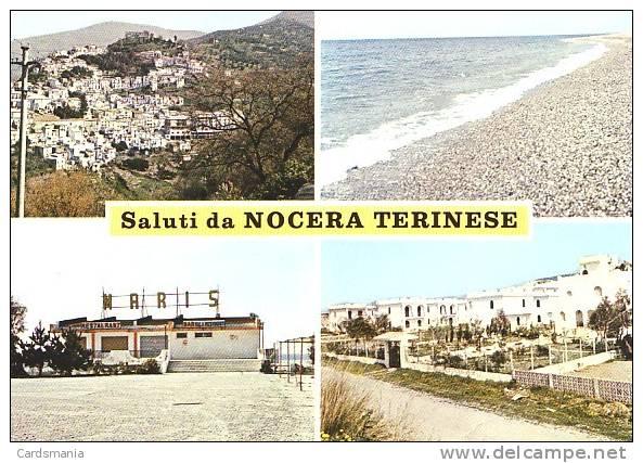 02609-Nocera Terinese(Catanzaro)-Saluti - Catanzaro