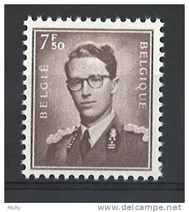 Belgie OCB 1070 (**) - 1953-1972 Glasses