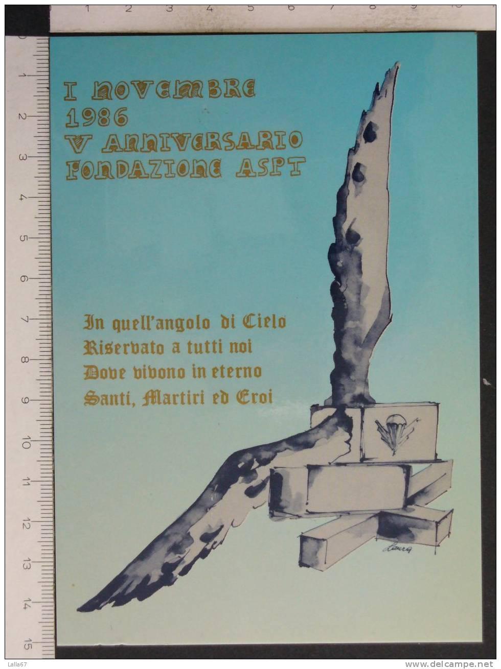 AVIAZIONE - PARACADUTISMO   N 4135 - Paracadutismo