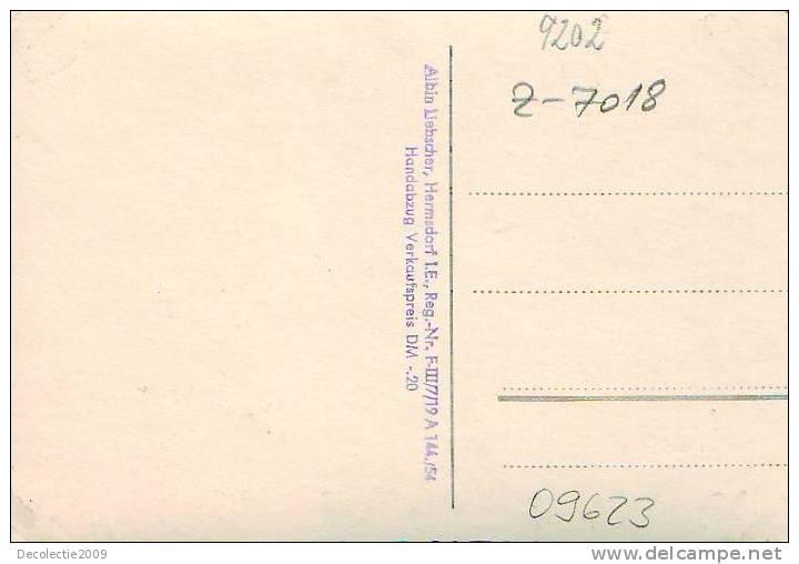 Z7018 Germany Frauenstein Erzgeb Not Used 1930 Perfect Shape - Frauenstein (Erzgeb.)