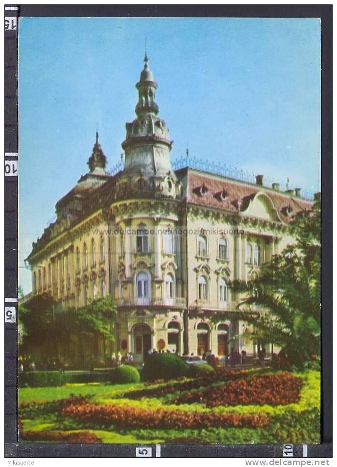 O6921 ROMANIA CLUJ NAPOCA HOTEL CONTINENTAL VG - Romania