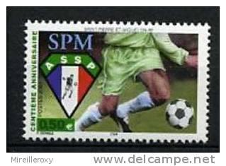 FOOTBALL / FANION  ASSP  / SAINT PIERRE ET MIQUELON - Soccer