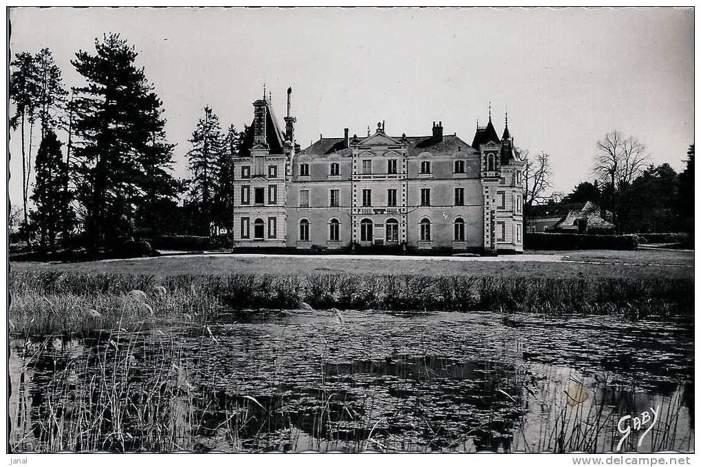 -  BAUGE - KASTELO DE GRESILLON - - France
