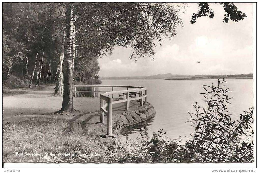 Allemagne   Bad Segeberg Stiller Winkel Am Groben See - Bad Segeberg