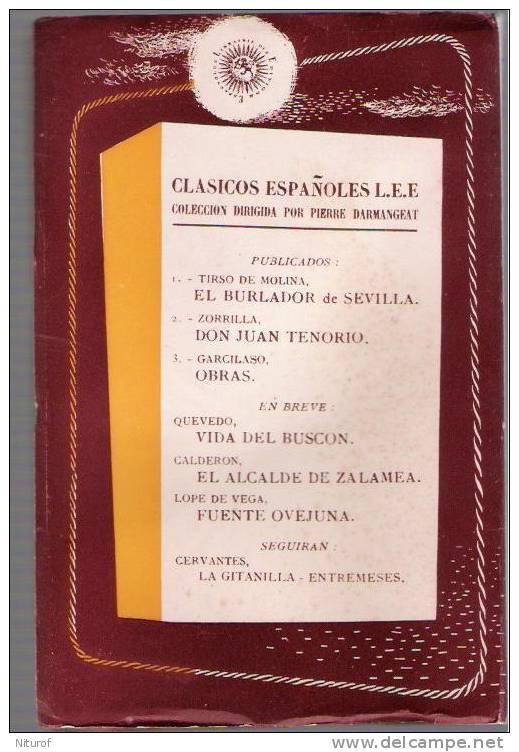 ZORILLA : DON JUAN TENORIO - LEE Paris-Toulouse- 142 Pages - 1948 - - Littérature