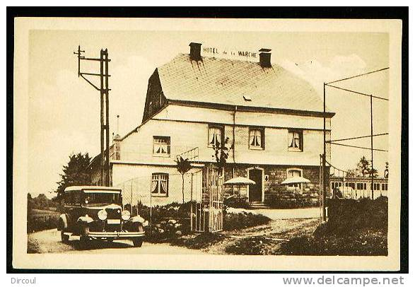 14443  -   Robertville  Hôtel  De  La  Warche - Waimes - Weismes
