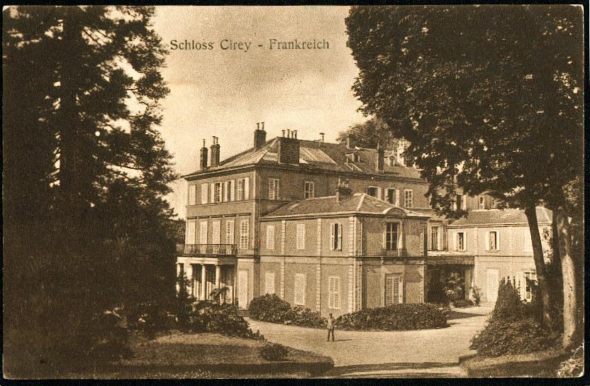 54-171 CIREY Château - Cirey Sur Vezouze