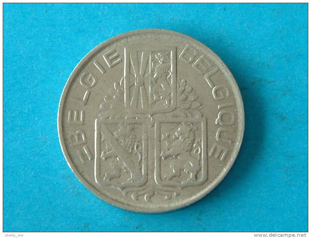 1940 VL/FR - 1 Franc ( Morin 460 - For Grade, Please See Photo ) !! - 1934-1945: Leopold III