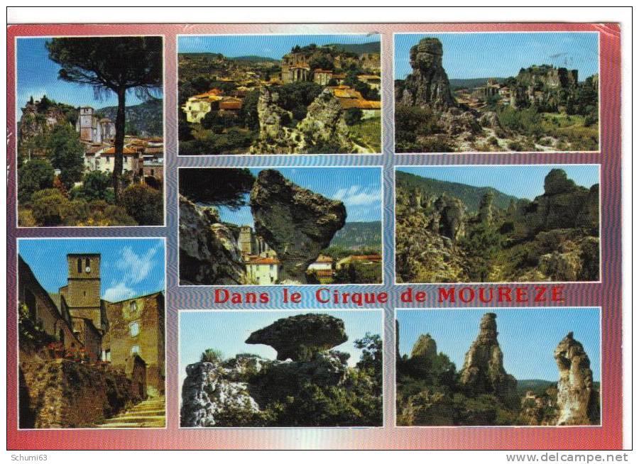 D34 - CIRQUE DE MOUREZE - Divers Aspects...... - France
