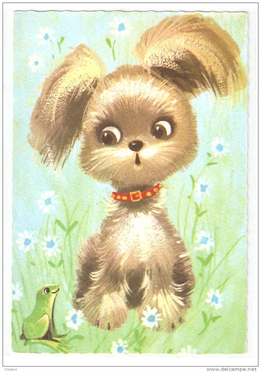 Chien - Cane - Hund - Hond - Perro - Dog (2scans) - Chiens