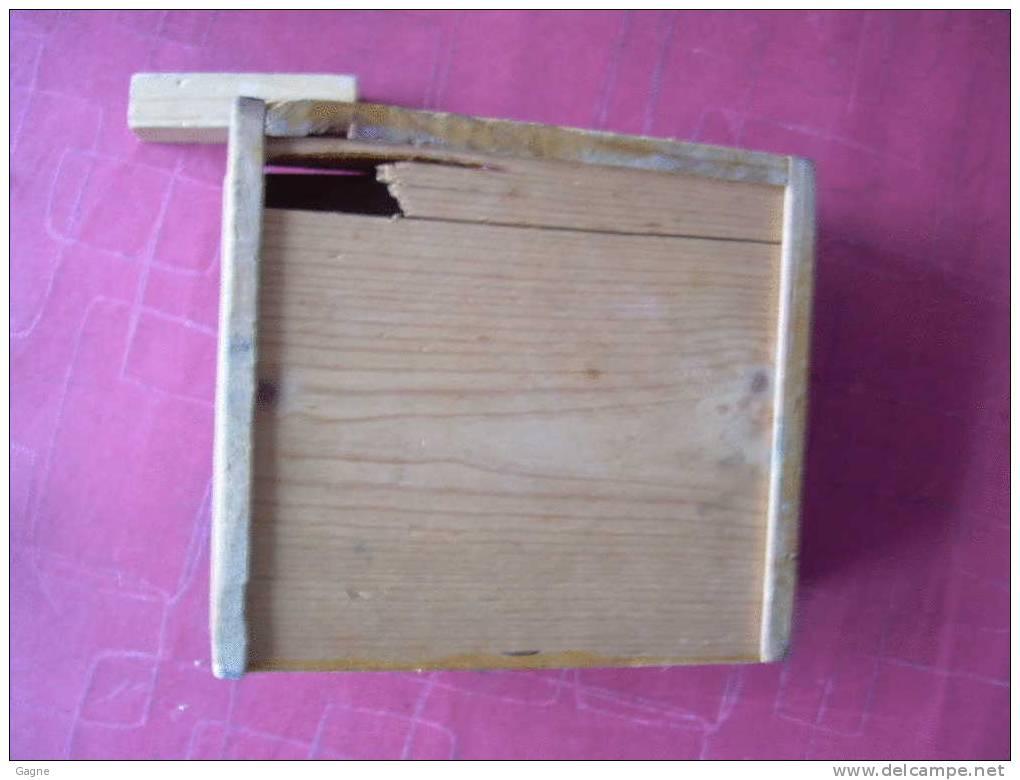 10 - Boite De Cube Pour Compléter Autre Boite - Unclassified