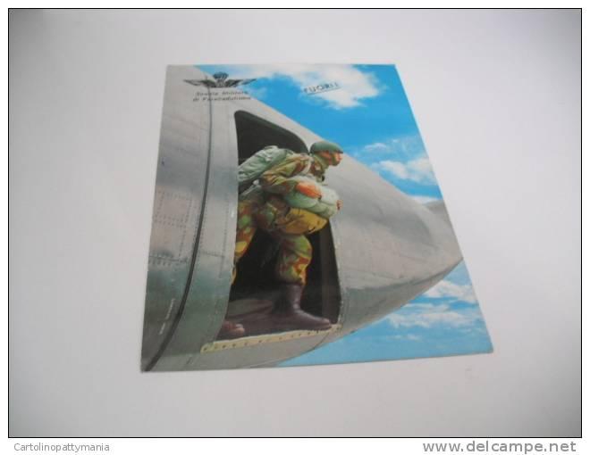 Paracadutisti Scuola  Di Paracadutismo - Paracadutismo