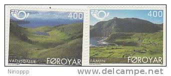 Faroe Islands-1995 Tourism MNG - Faroe Islands
