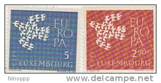 Luxembourg-1961 Europa MNH - Luxembourg