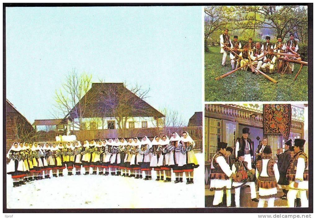 Costumi E Tradizioni Sucevene  Romania - Romania