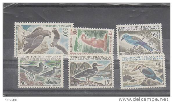 Afars And Issas -1967 Fauna MNH - Birds