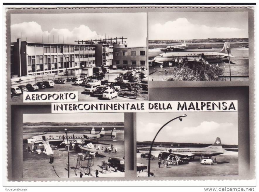 LOMBARDIA - MILANO - Aeroporto Intercontinentale Malpensa - Milano (Milan)