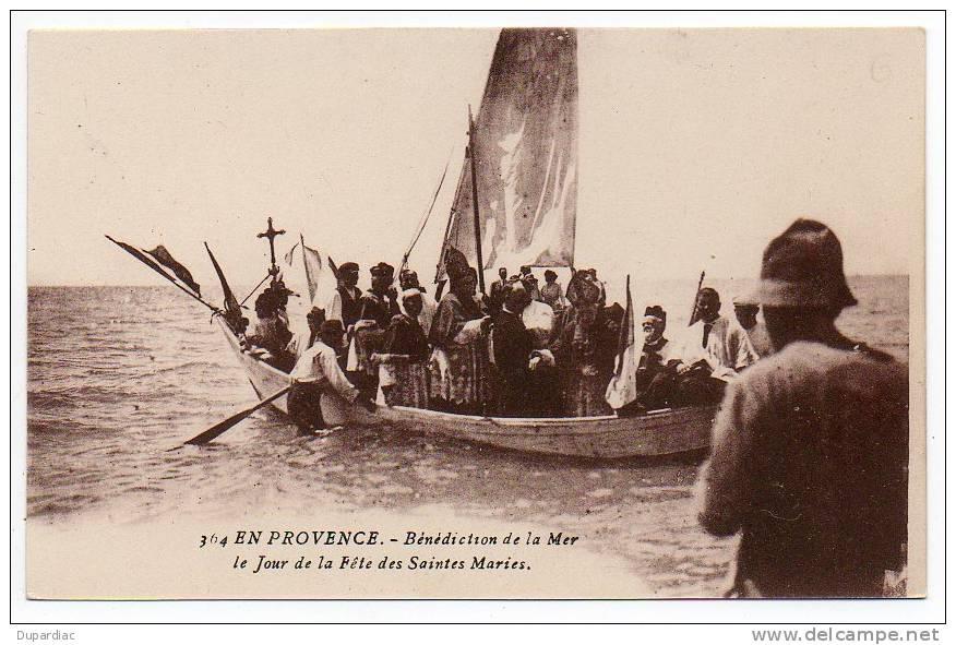 13 - Bouches Du Rhône /  Bénédiction De La Mer Le Jour De La Fête Des SAINTES MARIES - Saintes Maries De La Mer