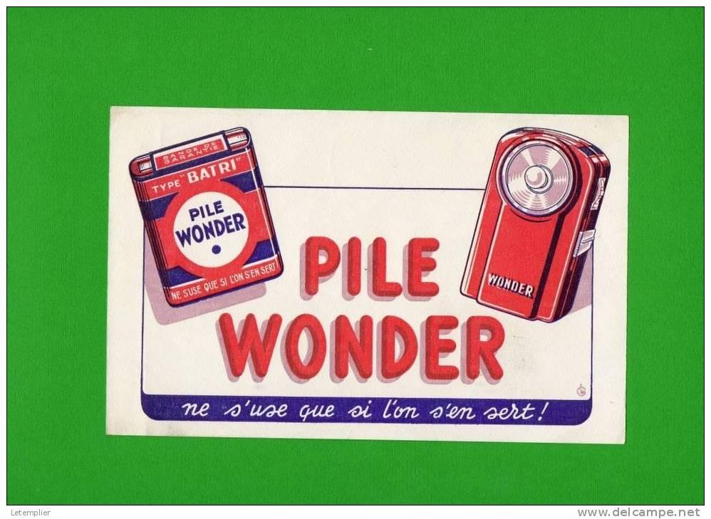 Wonder - Piles