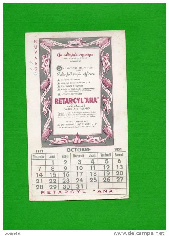 Labo ANA Octobre1951 - Produits Pharmaceutiques