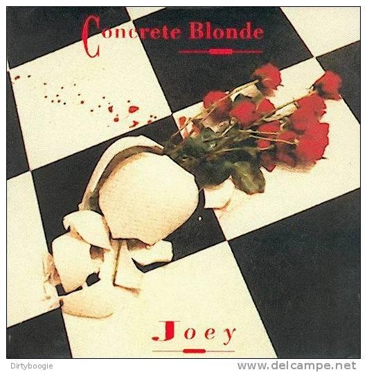 CONCRETE BLONDE - Joey - SINGLE - POP ROCK - PRETENDERS - Rock