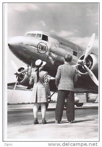 TWA - 1946-....: Era Moderna