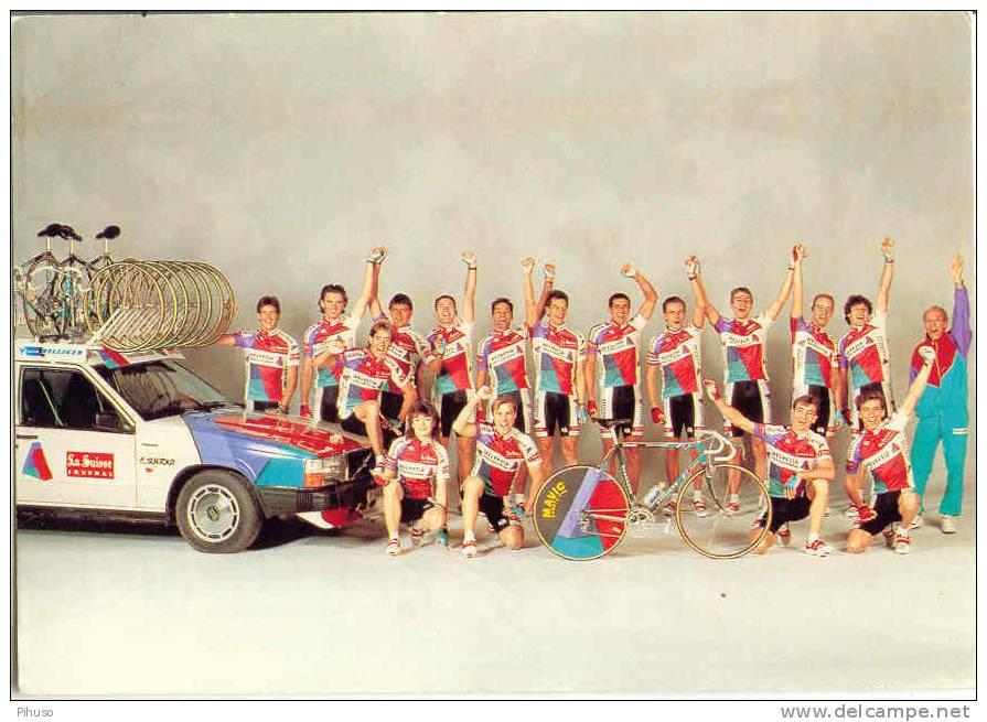 HELVETIA CYCLING TEAM - Cycling