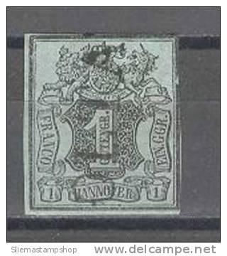 GERMANY HANOVER - COAT OF ARMS 1850 - V1634 - Hannover