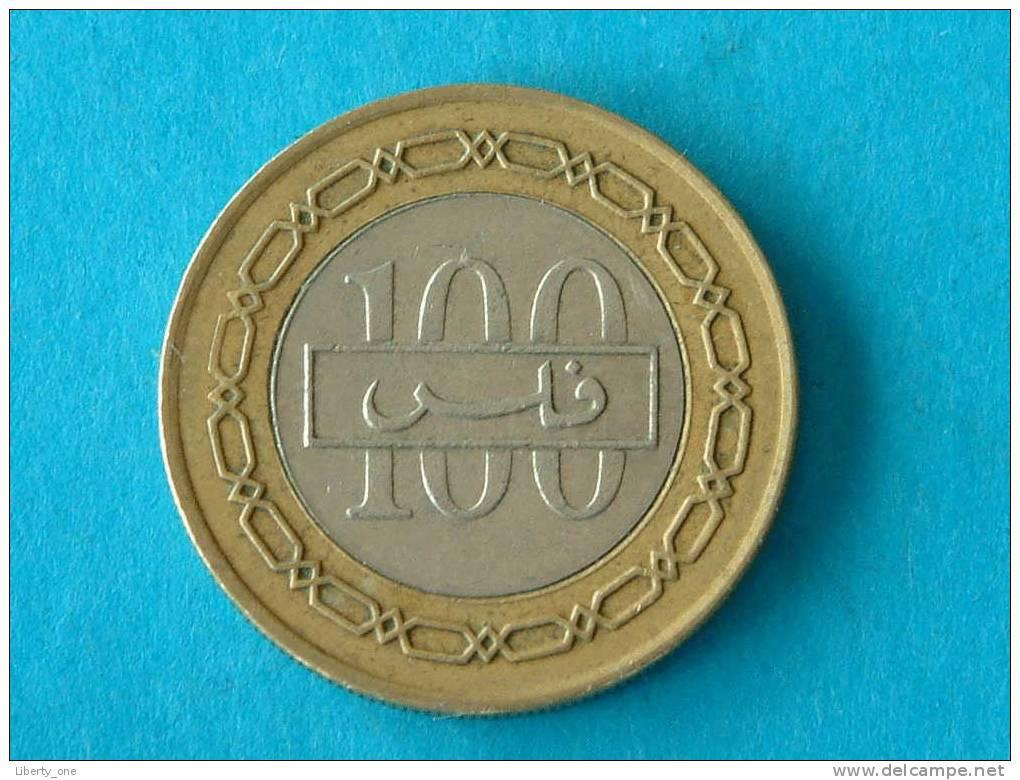 1997 - 100 FILS / KM 20 ( Details Zie Foto ) ! - Bahreïn