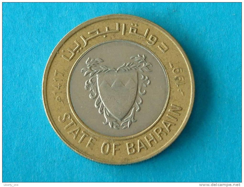 1997 - 100 FILS / KM 20 ( Details Zie Foto ) ! - Bahrain