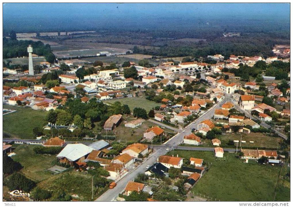LACANAU MEDOC - Vue Générale Aérienne - France