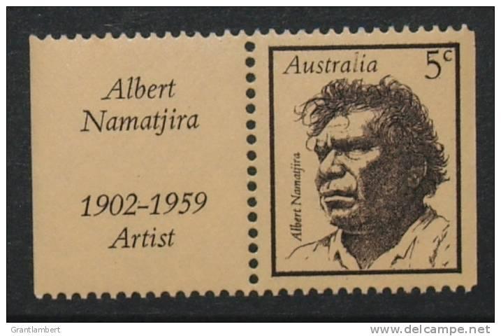 Australia 168 Famous Australian Namatjira MNH - 1966-79 Elizabeth II