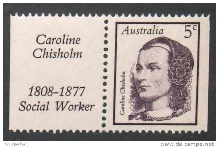 Australia 1968 Famous Australians Chisholm MNH - 1966-79 Elizabeth II