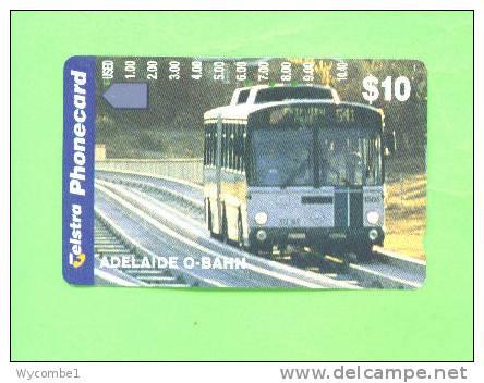 AUSTRALIA - Magnetic Phonecard/Train - Trains