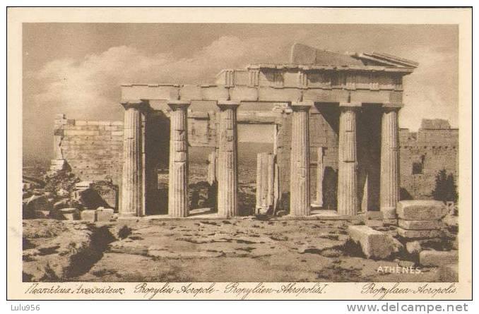 ATHÈNES - - L' Acropole - Grèce