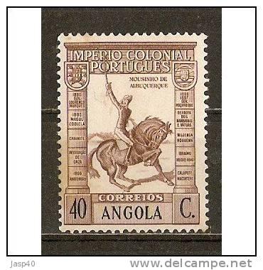 ANGOLA  AFINSA  265 - NOVO COM CHARNEIRA - MH - Angola