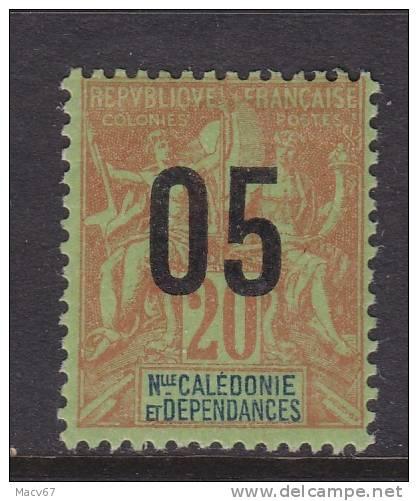 New Caledonia  118    * - New Caledonia