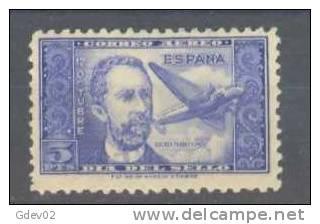 ES983-L3768TF.España.Spai N  Espagne FIESTA DE LA HISPANIDAD..DR.THEBUSSEM .1944.(Ed 983**),sin Charnela.MAGNIFICO - Fiestas