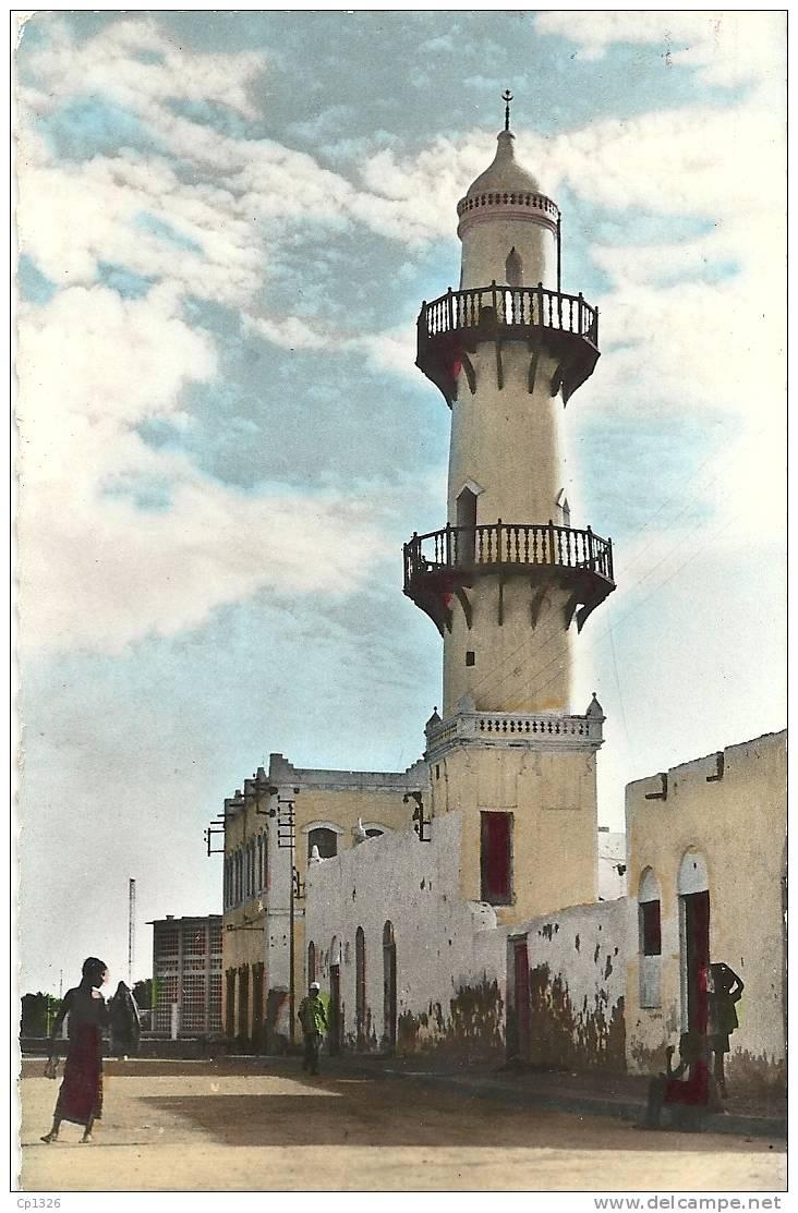 10dito  DJIBOUTI MOSQUEE SAID  EL HASSAN ANIMEE - Gibuti