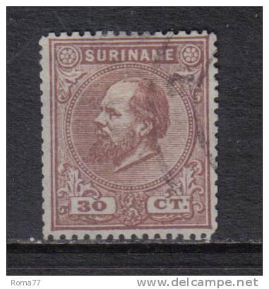 SS2658 - SURINAME , 30 Cent N. Yvert  11 - Suriname ... - 1975