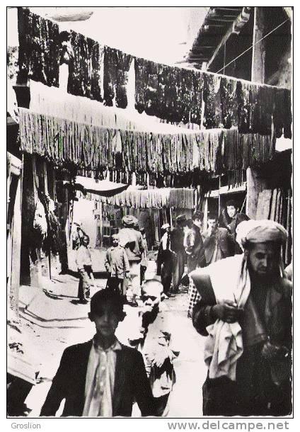 AFGHANISTAN KABOUL 2  LA RUE DES TEINTURIERS  (LAINE) BELLE ANIMATION - Afghanistan