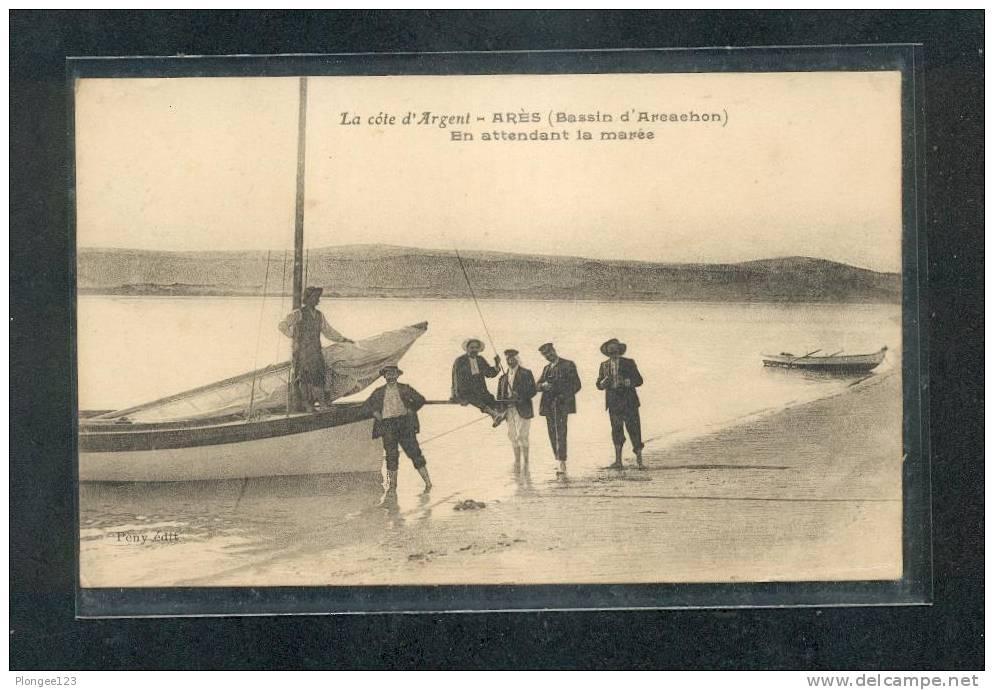 33 - ARES : En Attendant La Marée - France