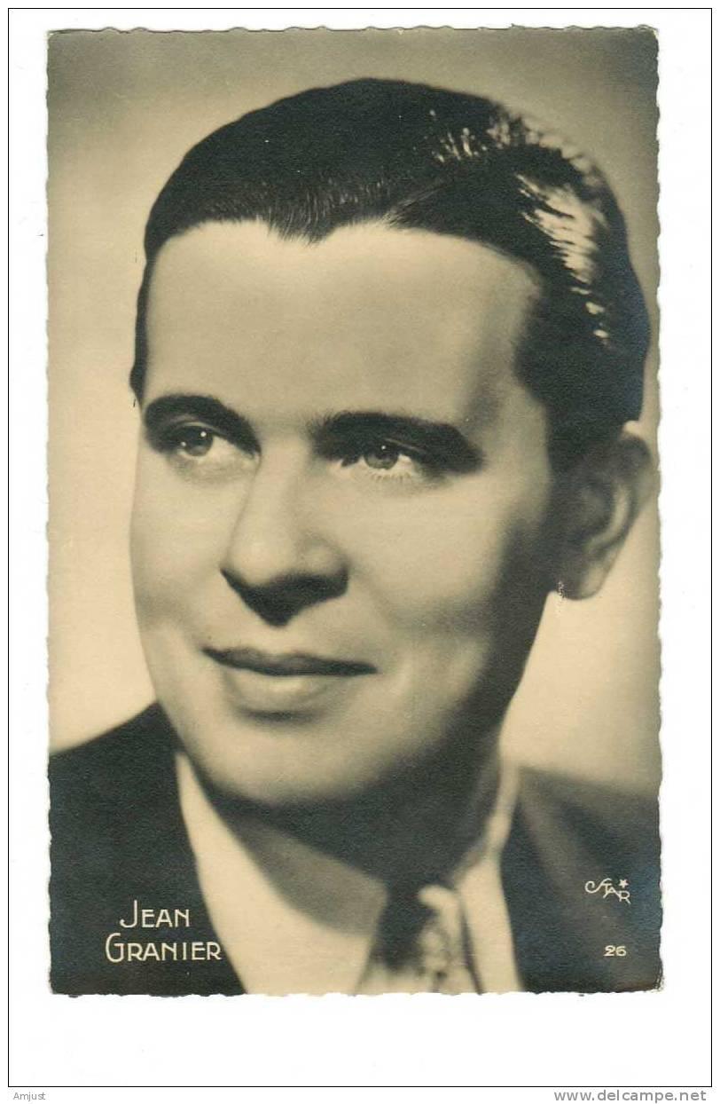 Jean Granier , Philosophe Français - Filosofia & Pensatori