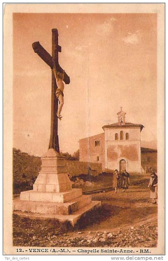 06 - Vence - Chapelle Sainte-Anne - Vence