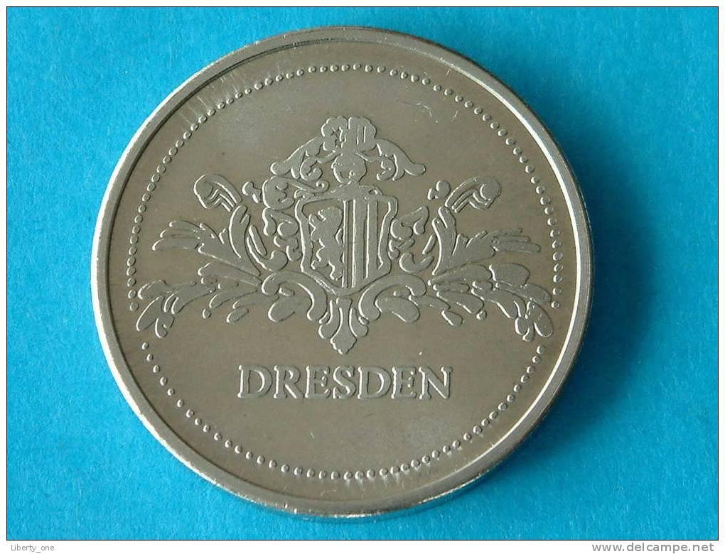 KRONENTOR IM ZWINGER / DRESDEN ( Detail Zie Foto´s) ! - Deutschland