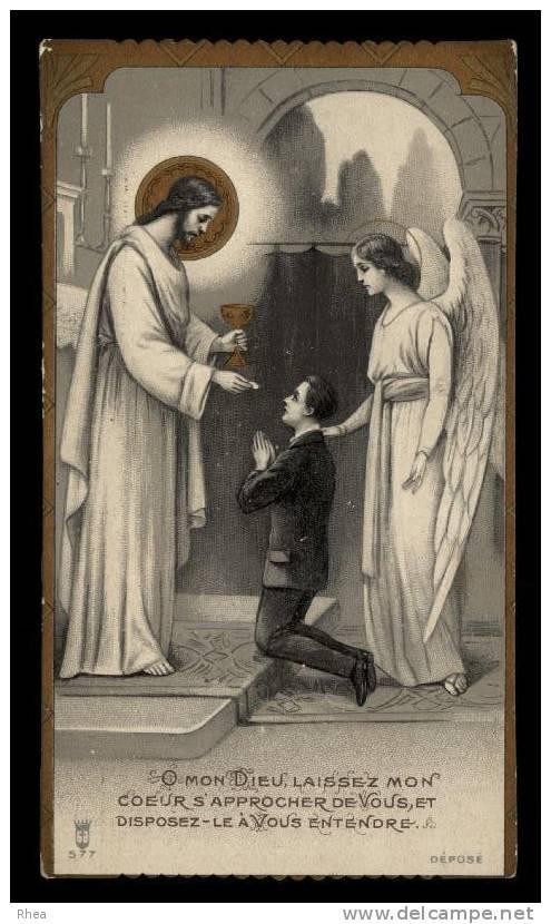 61 Domfront Image Religieuse Image Pieuse D61D K61145K C61145C RH098708 - Images Religieuses