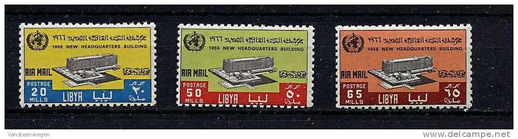 Libye Y&T PA 29/31 ** - Libye