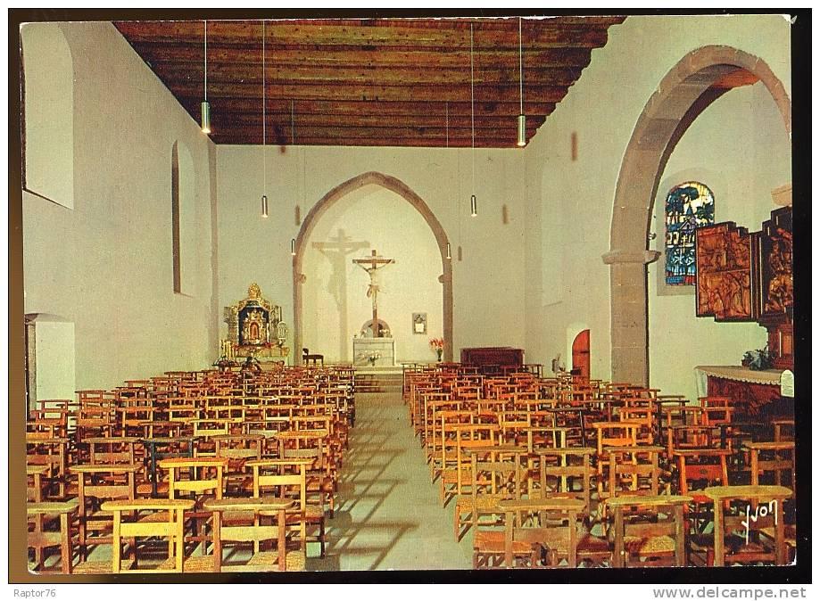 CPM  PFAFFENHEIM  Pélerinage De N. Dame De Schauenberg  Vue Intérieure De La Chapelle - Non Classés