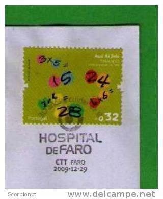 FARO Hospital Hôpital 30 Years Achitecture Santé Health Medicine Circulate Cover Portugal 2009 Sp1245 - Medicine