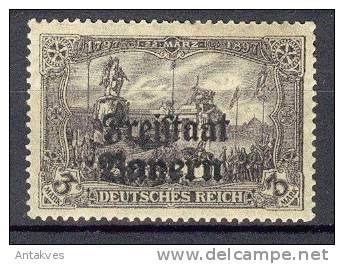 Bavaria/Bayern 1919 Nr.150B 3M MNH See Scan - Bayern
